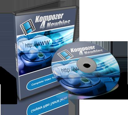 Kompozer Video Tutorials HTML Editor