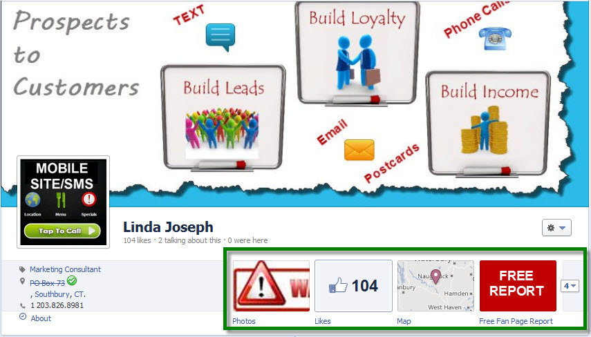 Facebook pages timeline layout changes Application space