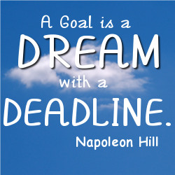 Internet Tutor A Goal is a Dream with a Deadline
