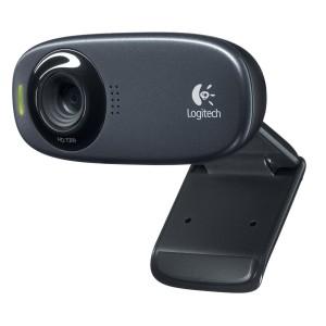 Logitech C310 webcam from Amazon