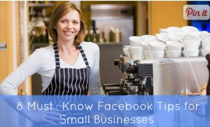 Facebook tips for small businesses