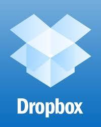 dropbox Online Storage File Sharing