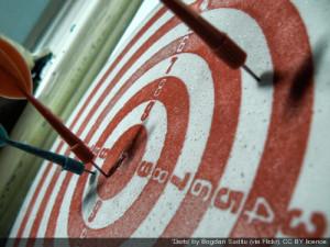 Target your website