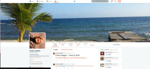 new twitter layout